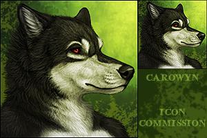 Carowyn icon by DarkIceWolf