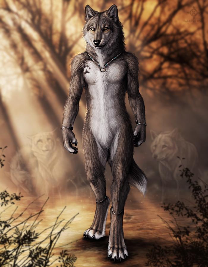 Protector by DarkIceWolf