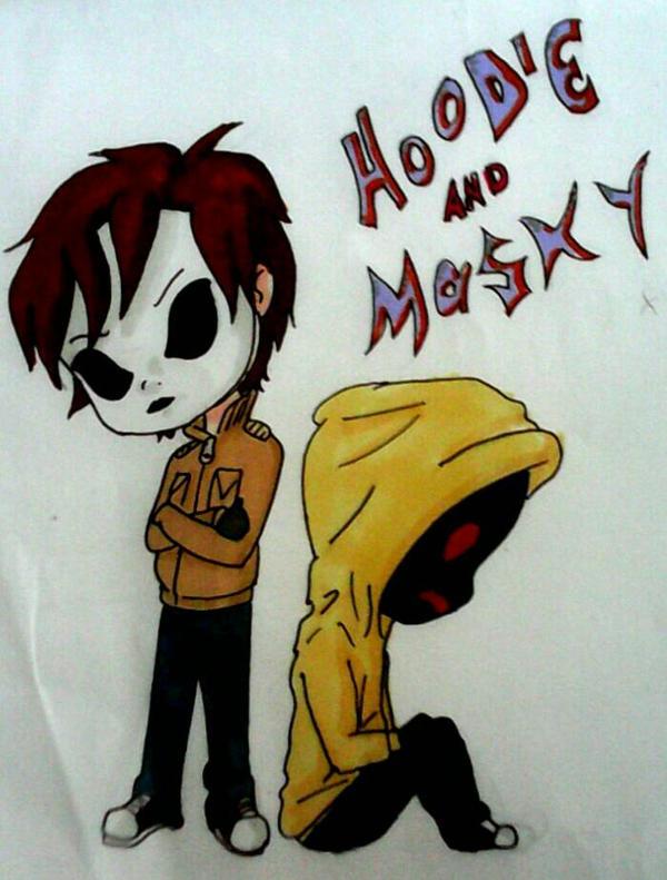 Masky Chibi PixelArt by DellaDellaRosa on DeviantArt