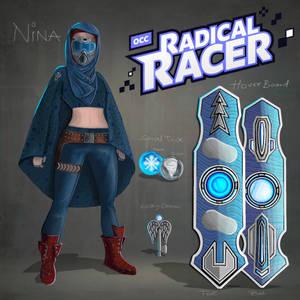 AJ Radical Racer