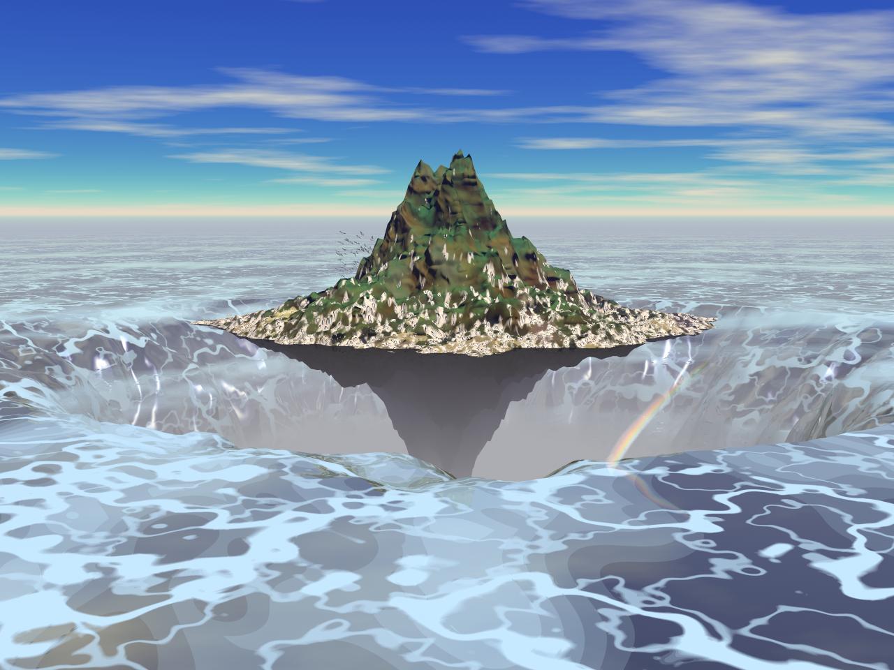 Shoreless Island