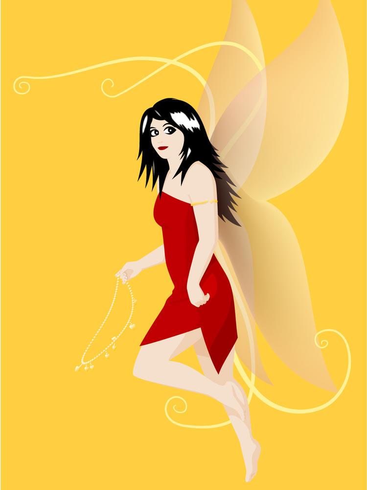 fairy by petelea