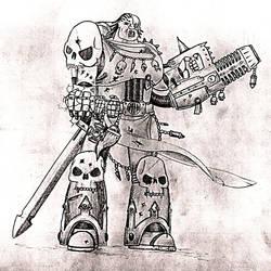Warhammer 40,000 2 by petelea