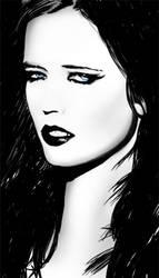 Eva Green by petelea