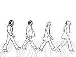 Beatles crossing
