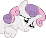 Request: Sweetie Belle caring look