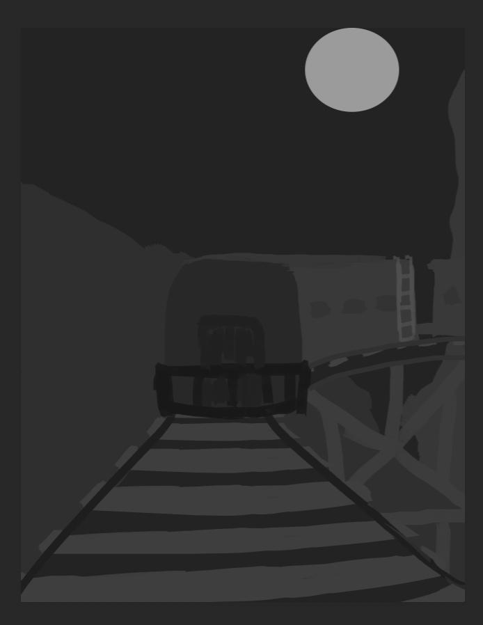midnight train by Duke-Dontalion