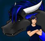 Kudas and his dragon form