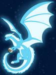 Gift- Florescent Dragon