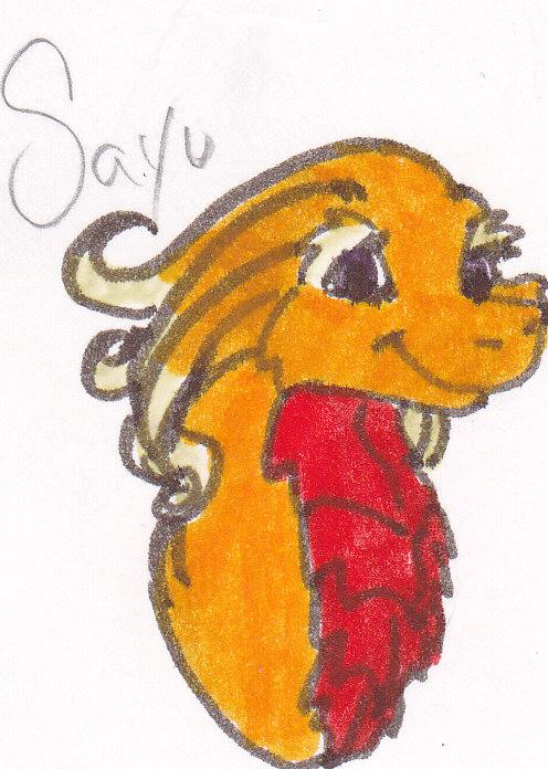 Sayu by DragonsFlameMagic