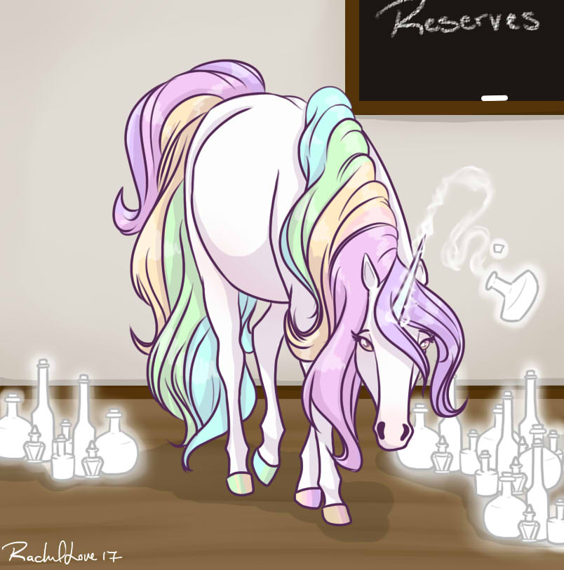 Opal - Developing Mana Reserves  by DragonsFlameMagic
