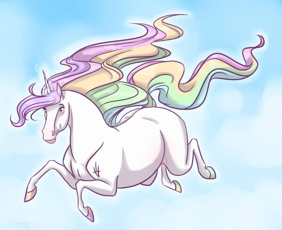 Opal - Unicorn Horn Magic by DragonsFlameMagic