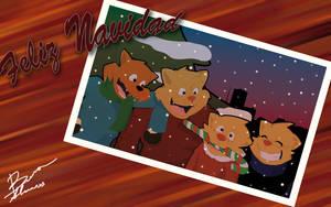 Feliz Navidad Sk by ExileFlash