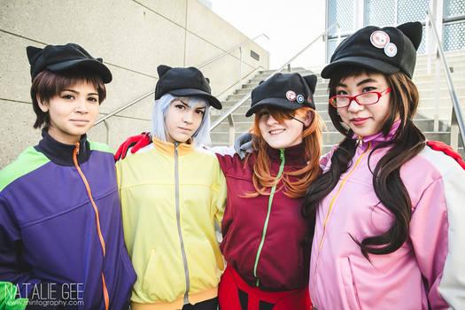 Evangelion (Rebuild) Group Cosplay