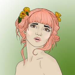 Poppy Goddess