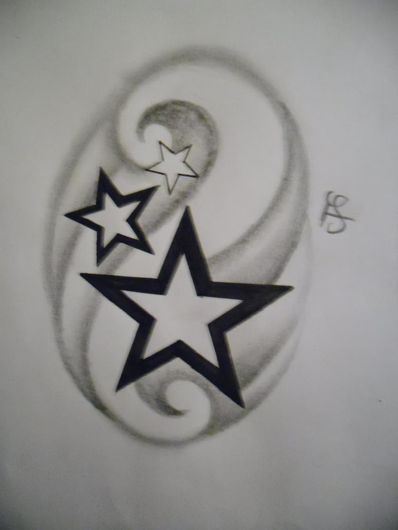 star tattoo design by tattoosuzette on DeviantArt