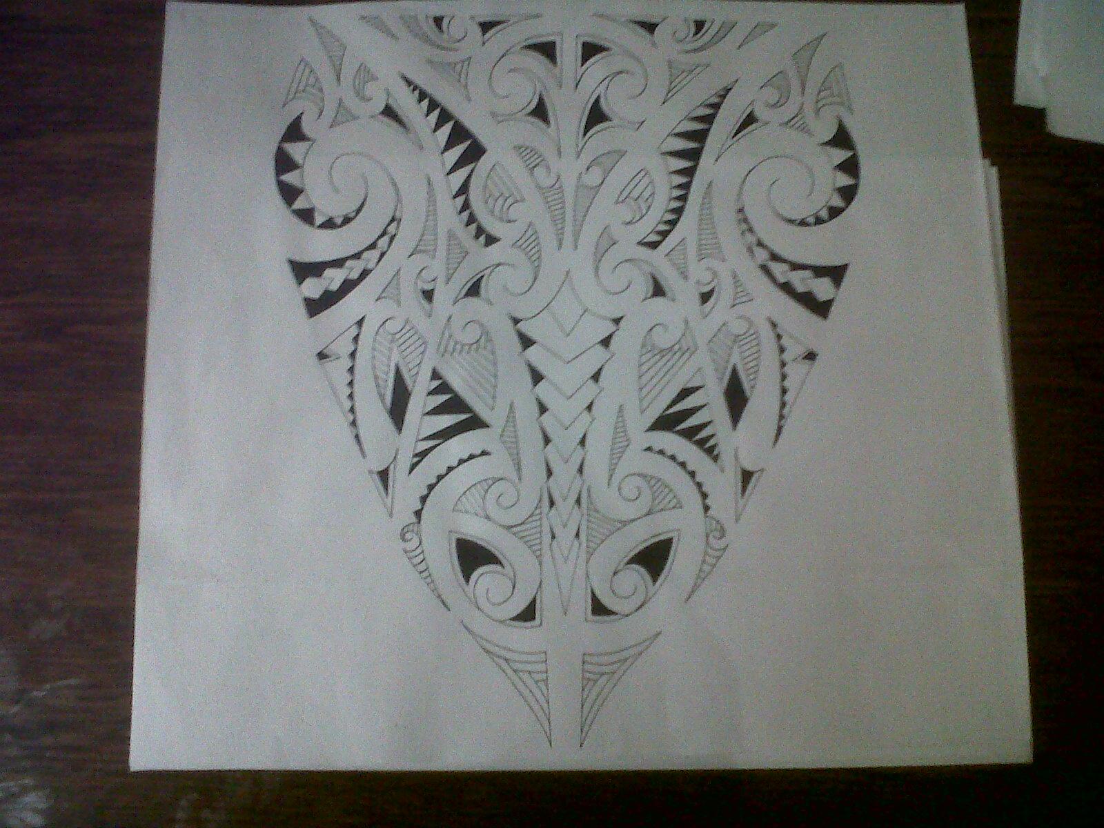 6954cfef8 Maori Back Tattoo Design By Tattoosuzette Deviantart – Dibujos Para ...