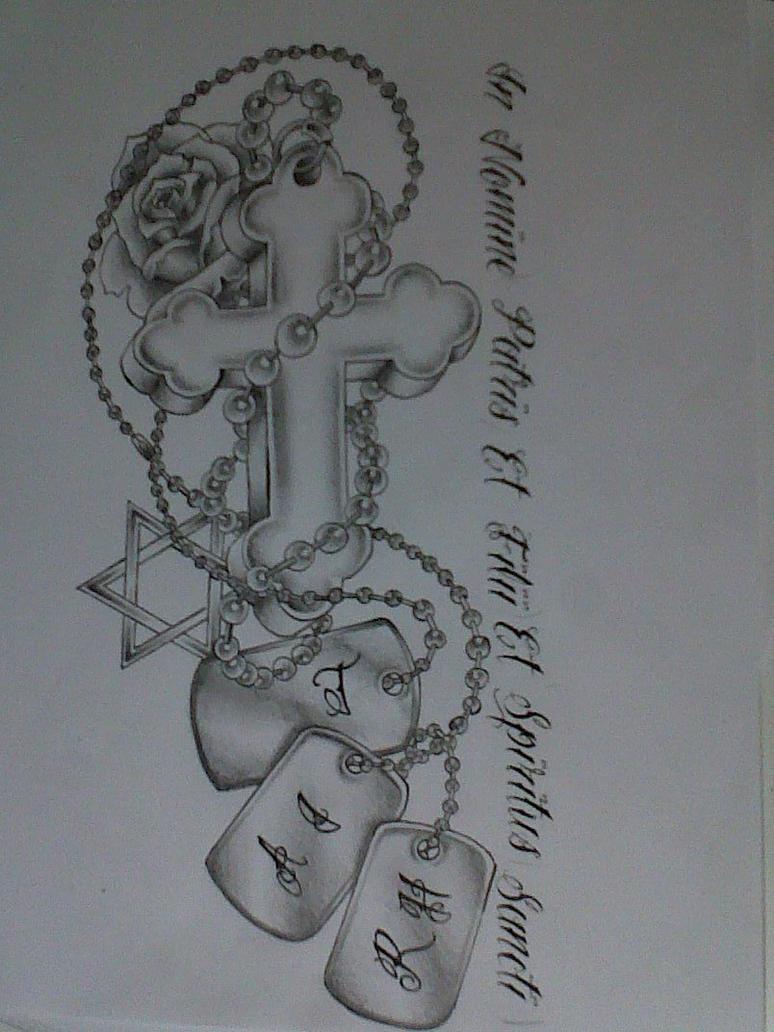 Religious Tattoo Design For Tattoosuzette By Tattoosuzette On Deviantart