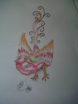 sankofa tattoo design
