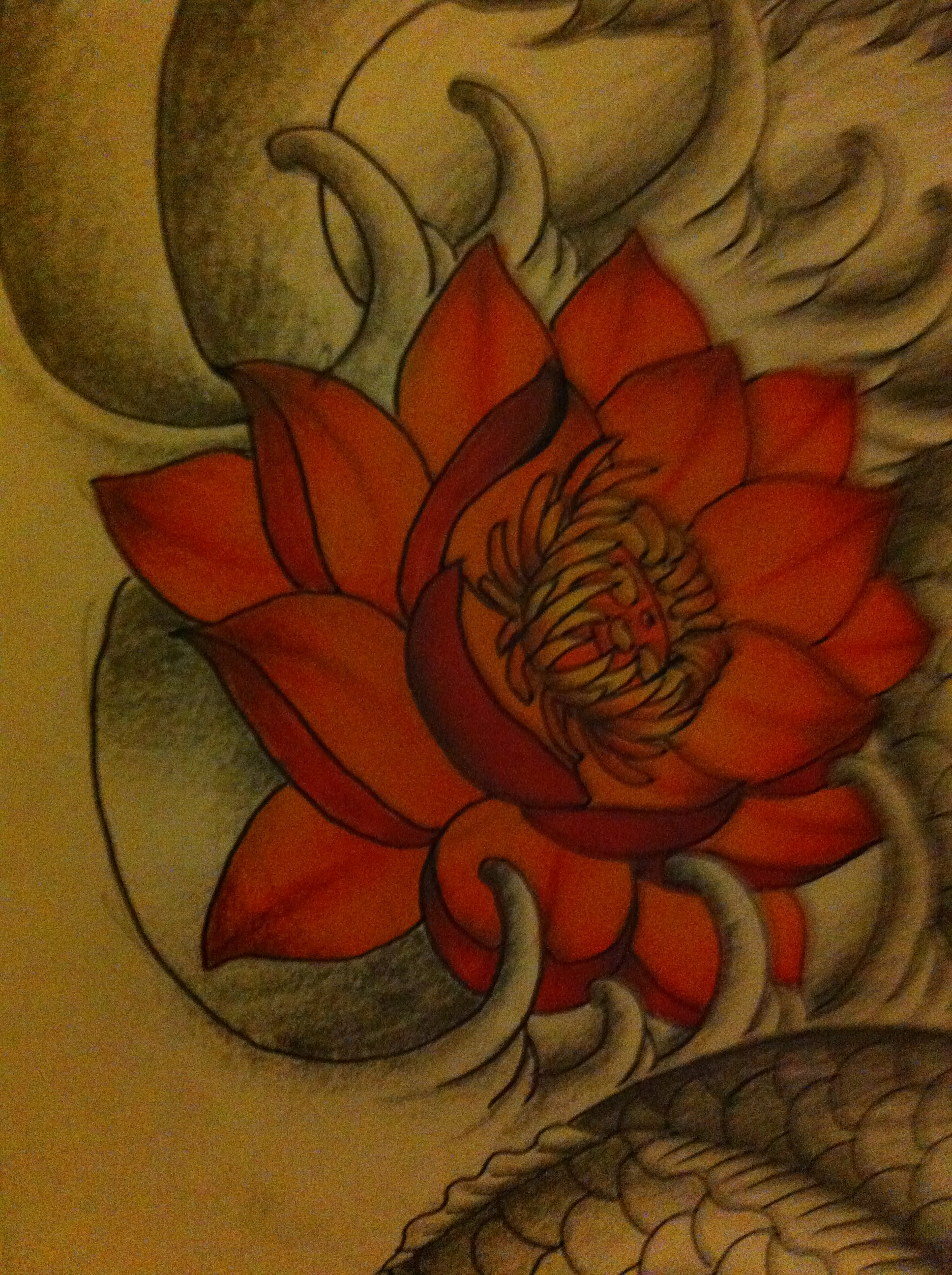Lotus tattoo design by tattoosuzette on deviantart lotus tattoo design by tattoosuzette lotus tattoo design by tattoosuzette izmirmasajfo