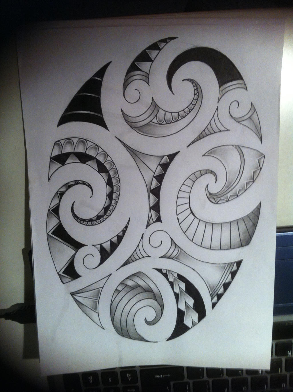 Maori Tattoo Shop: Maori Tattoo Design By Tattoosuzette On DeviantArt