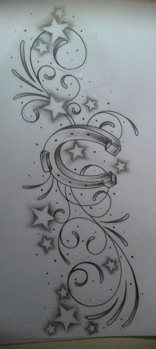 pin horseshoe tattoos 4jpg on pinterest
