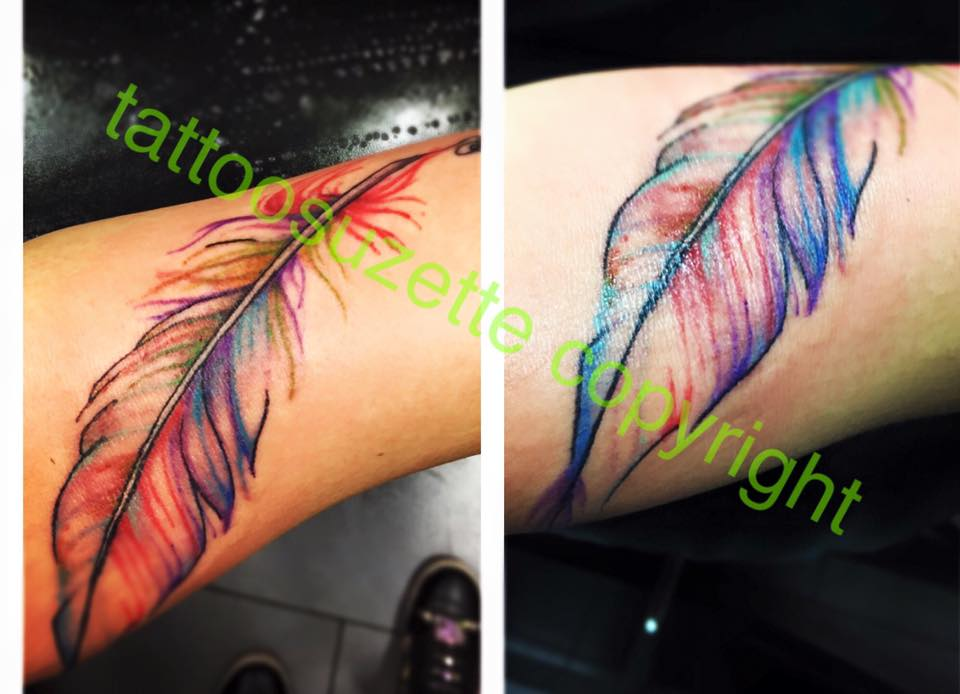 Tattoo Plume Good Frasespluma With Tattoo Plume Interesting Plume