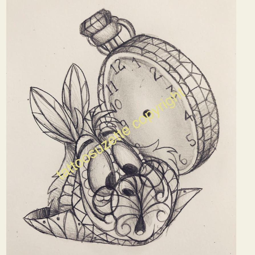 disney mandala tattoo design by tattoosuzette