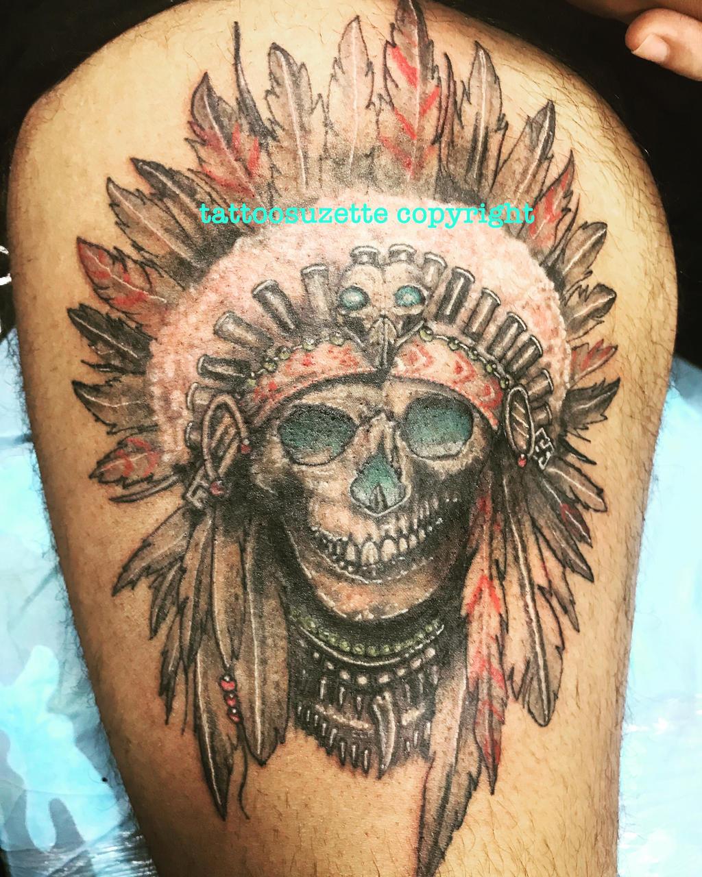 Modele tatouage tete de mort fashion designs - Signification tatouage tete de mort ...