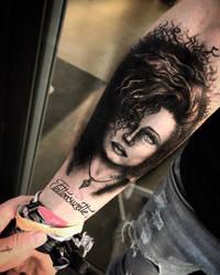 Harry potter tattoo by tattoosuzette