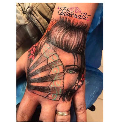 Tattoosuzette Tattoosuzette Deviantart