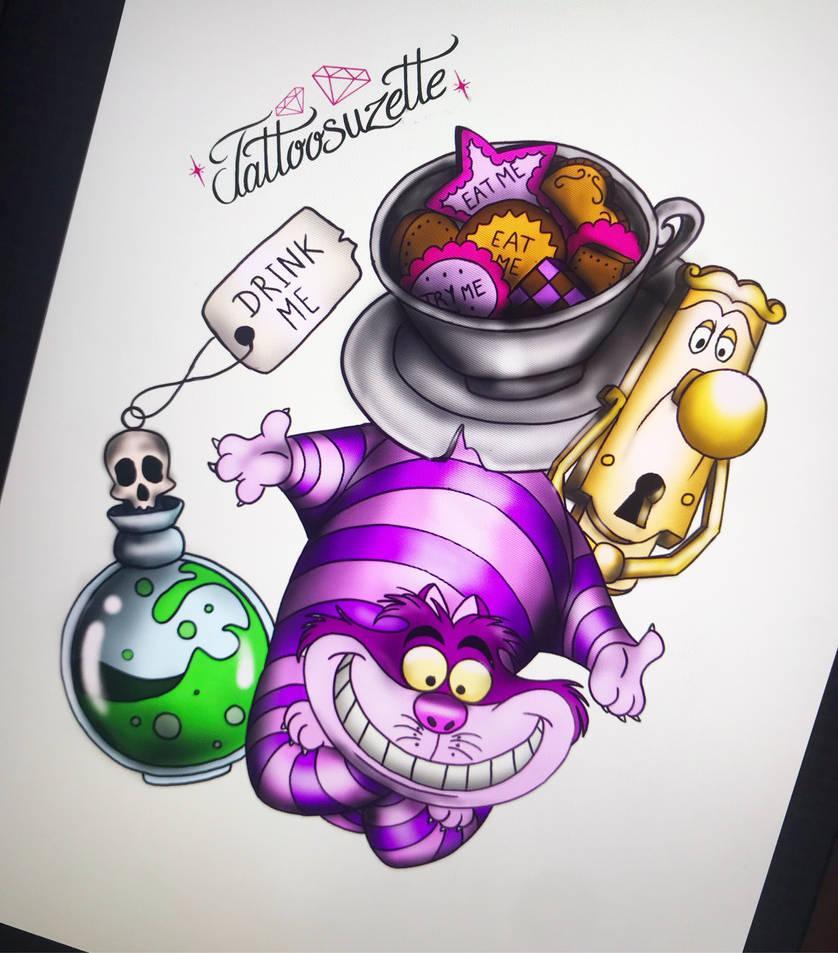 22a6ea941 disney tattoo design by tattoosuzette on DeviantArt