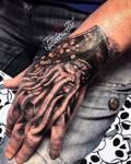 davy jones tattoo