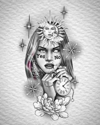 Tatouage ouija