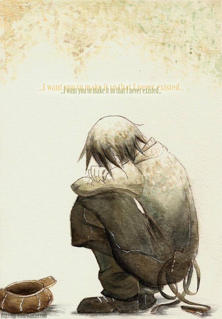 nonexistent by Niji-iro