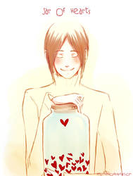 jar of hearts by Niji-iro