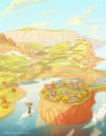 Akalla Region - Zelda Breath of the Wild