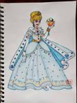 Winter Jeweled Cinderella