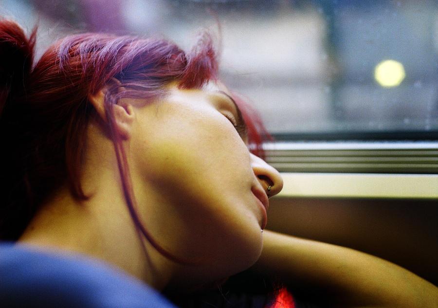 Train napper by Tacet
