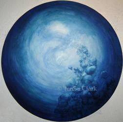 Air into Water by TeresaClark