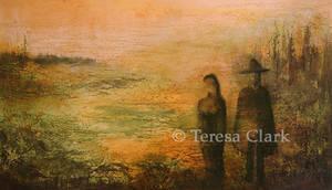 sobre las brasas de la tierra by TeresaClark