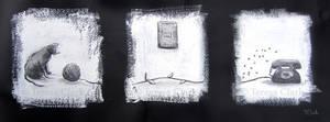 The black thread by TeresaClark