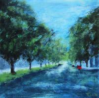 Newbery after the rain by TeresaClark
