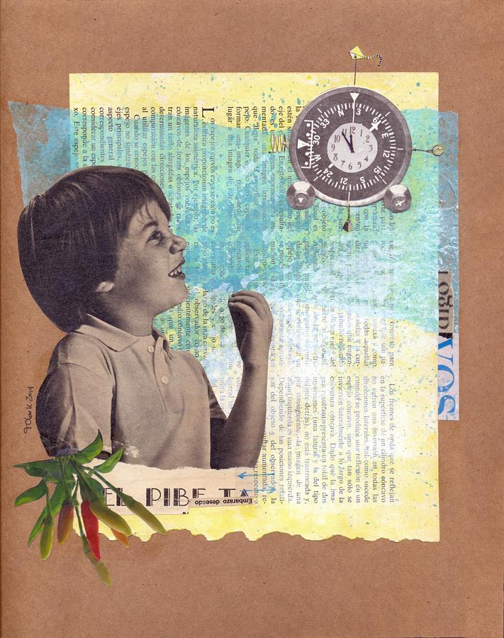 El Pibe/The Kid by TeresaClark