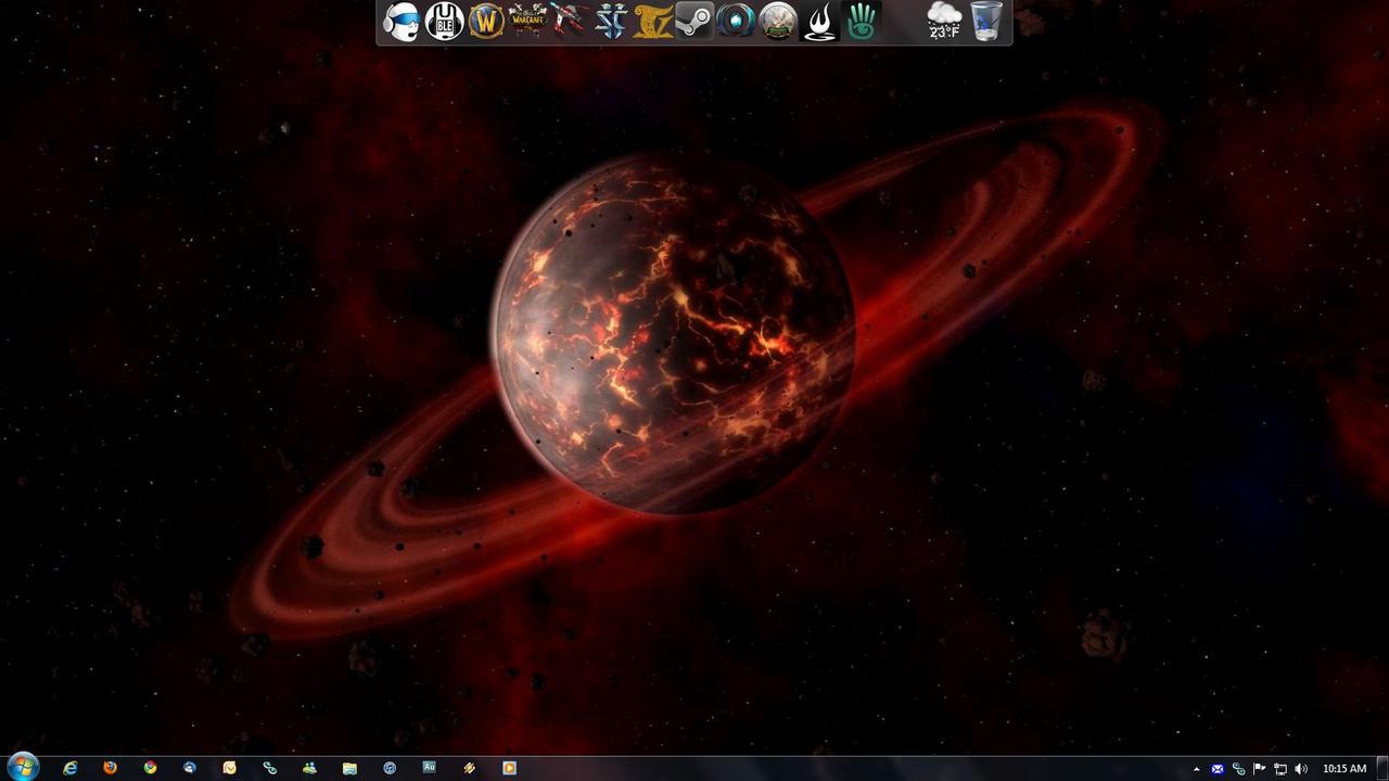 December Desktop '10