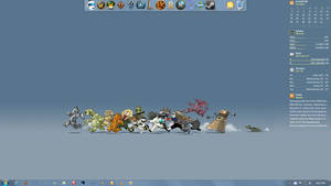August Desktop '12