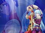 Kula Diamond and Foxy