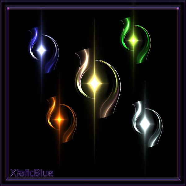 Elemental Dance by XtaticBlue