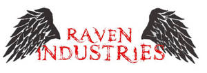 Logo Design 2 for Brand: Raven Idustries