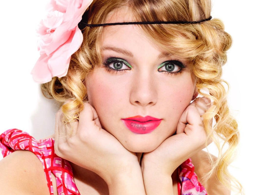 Taylor Swift Make Up By Clourfuldreamdesign On Deviantart